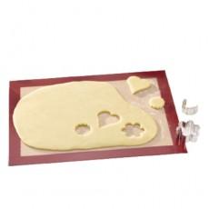 قاعدة خبز سيلكون بحجم 30 * 40 سم من اكسافاكس (00111470)
