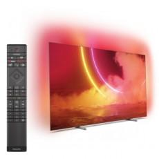 تلفزيون فيلبس سلسلة 805 أندرويد او ال اي دي 4 كي ذكي بحجم 55 بوصة (55OLED805/56)