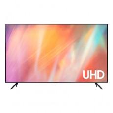 تلفزيون سامسونج سلسلة AU7000 ال اي دي فائق الوضوح ذكي بحجم 55 بوصة (UA55AU7000)