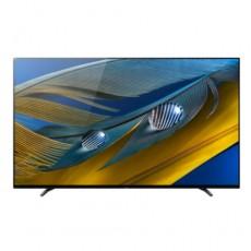 تلفزيون سوني سلسلة A80J أندرويد 4 كي او ال اي دي بحجم 65 بوصة (XR-65A80J)