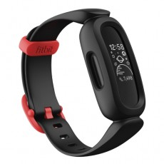 FitBit Ace 3 Activity Tracker - Black/Red