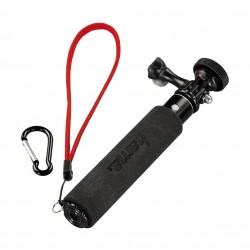 عصا السيلفي بطول ٥٠ سم من هاما – أسود (4278)