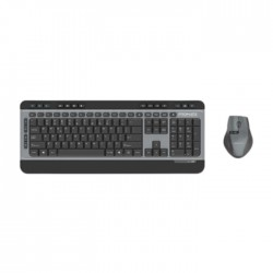 Promate Wireless Mouse and Keyboard Combo in Kuwait | Buy Online – Xcite
