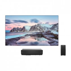"Hisense 43"" Dual Colour 4K Laser TV in Kuwait 