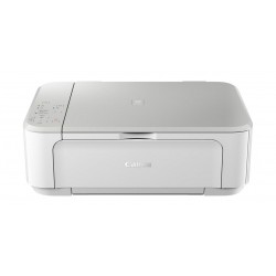 طابعة الألوان اللاسلكية بيكسما إنك جت ٣ × ١ من كانون - أبيض (MG3640)