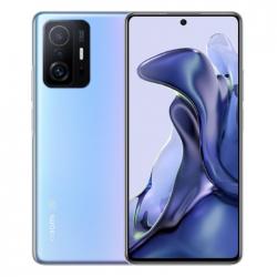 هاتف شاومي مي 11 تي بسعة 256 جيجابايت بتقنية 5 جي - أزرق