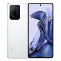 هاتف شاومي مي 11 تي بسعة 256 جيجابايت وبتقنية 5 جي - أبيض