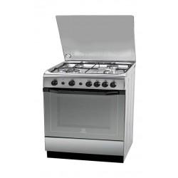 طباخ الغاز القائم من إنديست ٦٠x٦٠ سم – ٤ عيون (I6TG1G.K(X)/EX)