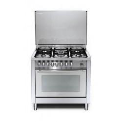 طباخ الغاز القائم من لوفرا ٩٠ x ٦٠ سم – ٥ عيون  (PG96G2VG/CI)