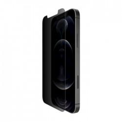 واقي شاشة بلكن سكرينفورس المضاد للجراثيم مع فلتر الخصوصية لهاتف أيفون 12 برو ماكس