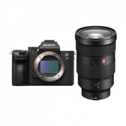 Buy Sony Alpha a7 III Mirrorless Camera + FE 24-70mm f/2.8 GM E-Mount Lens in Kuwait | Buy Online – Xcite