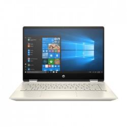 لابتوب اتش بي بافيليون x360 - كور i5 - جي فورس MX130 بسعة 2 جيجابايت - رام 8 جيجابايت - سعة تخزين 1 تيرابايت إتش دي دي + 256 جيجابايت اس اس دي - شاشة 14 بوصة (14-DH1005NE) - ذهبي