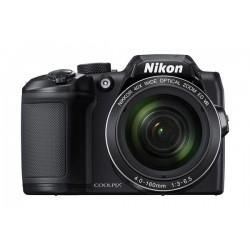 كاميرا نيكون كول بيكس بي ٥٠٠ الرقمية – ١٦ ميجابكسل – أسود