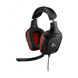 Logitech G332 Wired Stereo Gaming Headset - (981-000757)