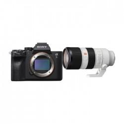 Sony Alpha a7R III 42MP Mirrorless Camera + FE 70-200mm f/2.8 GM OSS E-Mount Lens