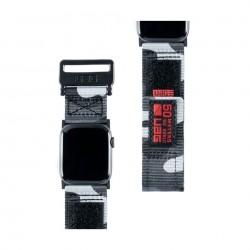 حزام ساعة أبل بحجم ٤٢ و ٤٤ ملم  من يو إيه جي - كامو ليلي
