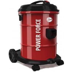 المكنسة الكهربائية على شكل برميل بقوة ١٩٠٠ واط من هوفر - أحمر- (HT87-T1-S)