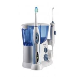 جهاز تنظيف الأسنان وإزالة الترسبات بالماء مع فرشاة أسنان من ووتربيك – أزرق - (WP-900E2)