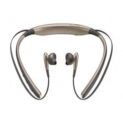 سماعة الأذن اللاسلكية سامسونج ليفيل يو مع ميكروفون – تعمل بالبلوتوث – ذهبي - (BG920)