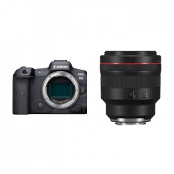 Canon EOS R5 Mirrorless Camera with RF 85mm f/1.2L USM DS Lens in Kuwait | Buy Online – Xcite