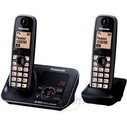 الهاتف اللاسلكي من باناسونيك – كي إكس تي جي ٣٧٢٢ بي إكس٣