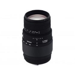 عدسة سيجما لتصوير الماكرو إف ٤-٥,٦ دي جي مع بعد بؤري ٧٠ - ٣٠٠ ملم لكاميرات كانون