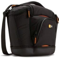 حقيبة الكاميرا للظهر كيس لوجك ٢٠٢ - دي أس أل أر - أسود