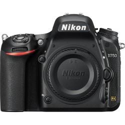 كاميرا نيكون دي ٧٥٠ - ٢٤ ميجا بكسل - شاشة إل سي دي ٣.٢ بوصة دي إس إل آر
