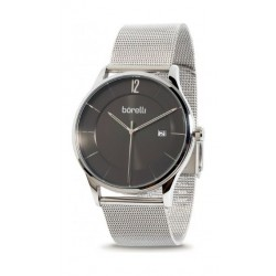Borelli Quartz 41mm Analog Gent's Metal Watch - 20050056