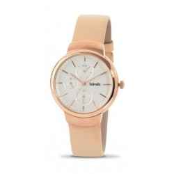 Borelli Quartz 36mm Chronograph Ladies Leather Watch - 20050674