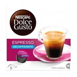Dolce Gusto Capsule  Espresso Decaffinato