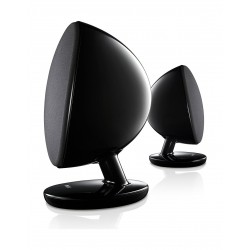 KEF EGG Wireless Digital Music System - Black 1st view