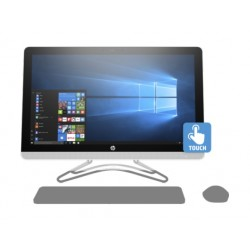 HP 24-e000ne  All-in-One Desktop - Front View 1