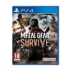 Metal Gear Survive  - PlayStation 4 Game (PAL)