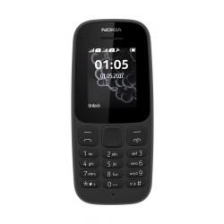 Nokia 105 4MB Dual Sim 1.4-inch Smartphone (DS TA-1034) – Black