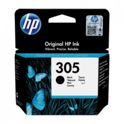 HP 305 Original Black Ink Cartridge (3YM61AE) in Kuwait | Buy Online – Xcite