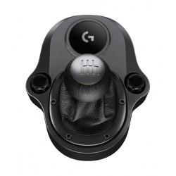 ناقل سرعات القيادة اليدوي جي للألعاب من لوجيتيك – أسود - 941-000130