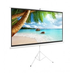 """Switch 52"""" Foldable Projector Screen"""