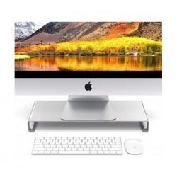 Satechi Slim Aluminum Monitor Stand - Space Grey