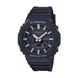 Casio G-Shock GA-2100-1ADR Gent's Rubber Watch