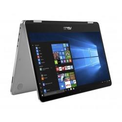 Asus VivoBook Flip 14 Intel Celeron N4000 4GB RAM 64GB eMMC 14-inch Convertible Laptop - Grey
