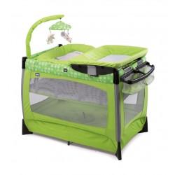 سرير لعب الأطفال لولابي من شيكو – أخضر