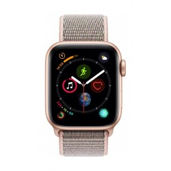 b6dfaa8d3 Apple Watch Series 4 40mm, Gold Aluminium Case, Pink Sand Sport Loop