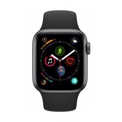 Apple Watch Series 4 40mm, Space Grey Aluminium Case, Black Sport Band