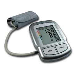 ميزان قياس ضغط الدم من ميديسانا مع خاصية الصوت - رمادي