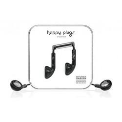 سماعة الأذن السلكية ماربل من هابي بلجز - أسود