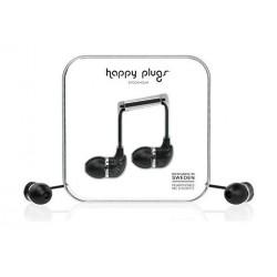 سماعة ماربل السلكية داخل الأذن من هابي بلجز - أسود
