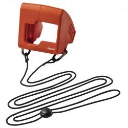 غطاء الحماية والطفو لكاميرات جو برو هيرو ٤ عالية الوضوح (4447) - برتقالي
