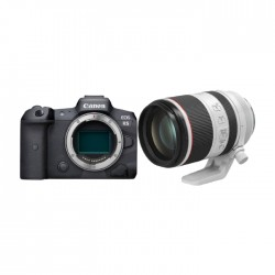 Buy EOS R5 Mirrorless Digital Camera +  RF 70-200MM F2.8L IS USM Lens in Kuwait | Buy Online – Xcite