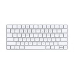 لوحة مفاتيح لاسلكية تعمل بالبلوتوث من أبل – فضي - (MLA22LL/A)